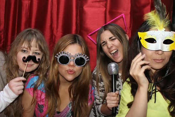 Mckayla's Bithday party