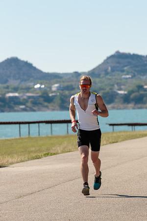 Run (Finish Line area)