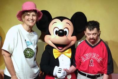 Disneyland & CA Adventure #1536 - part 2
