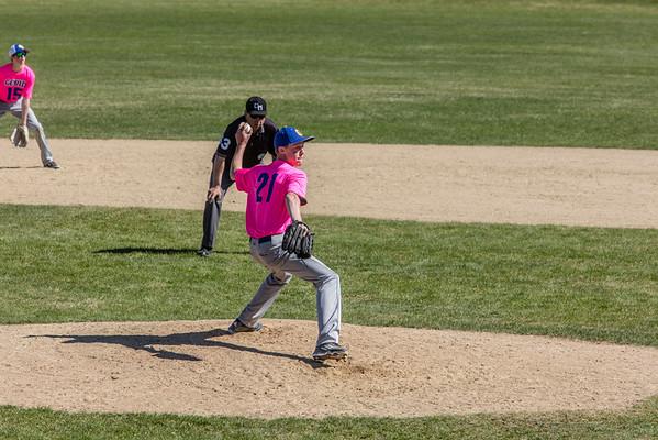 Baseball - JV 2016