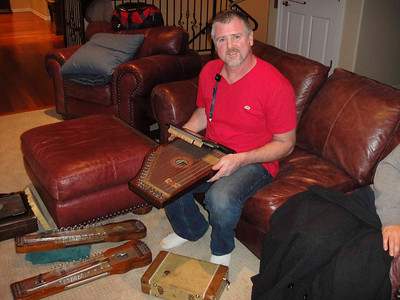Don Wages and his Instruments