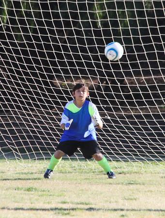 Connor & Garrett Soccer 12/10/11