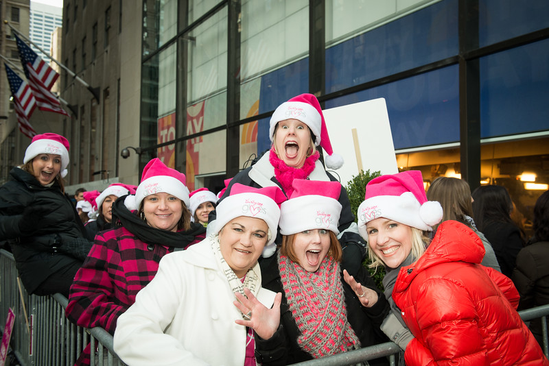 Thirty-One Gifts / The Today Show / Bronx Salvation Arm