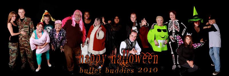 Bullet Halloween Event