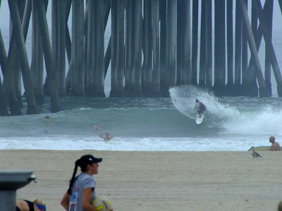 8/8/19 * DAILY SURFING PHOTOS * H.B. PIER