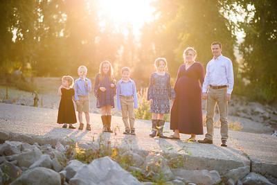 Daniel Forster Family