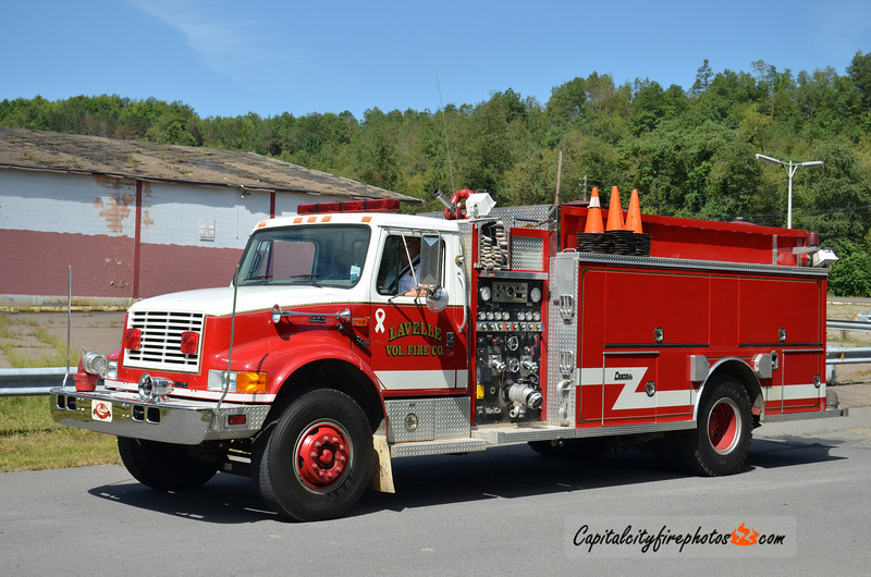 Lavelle (Butler Township) Engine 4-12: 1996 International/Central States 1000/1500