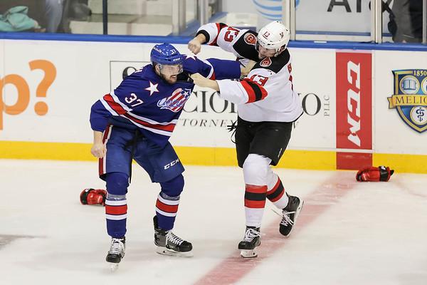 Rochester Americans v. Binghamton Devils 2-18-18