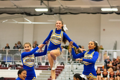 Skyland Conference Cheerleading Championship