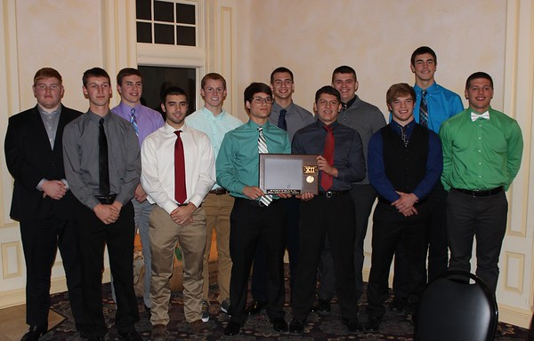 All Conference Dinner 12-1-14