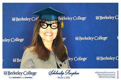 2020 Berkeley College NYC Scholarship Reception