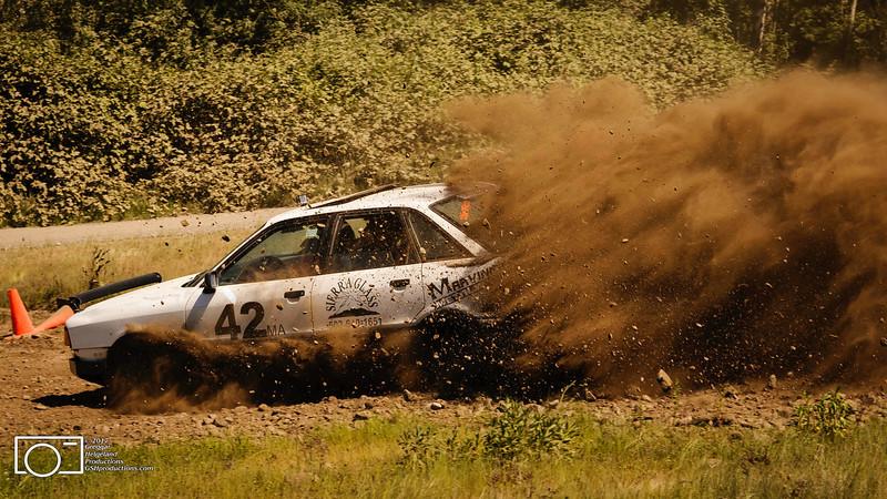 NW Rally Association RallyCross Fest at DirtFish 5/28