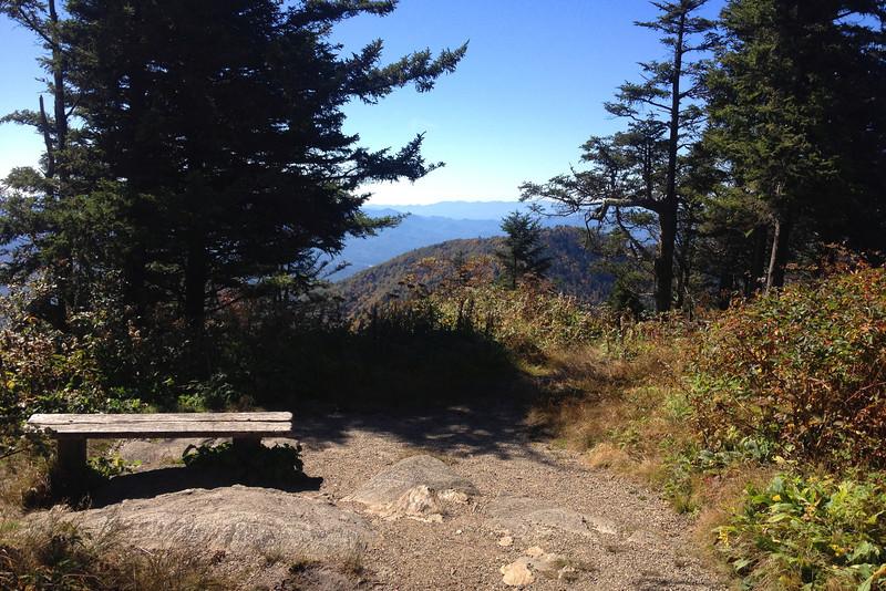 Waterrock Knob Summit - 6,292'
