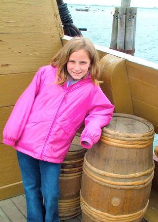 Mayflower, Plymouth
