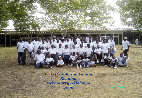 Pickett-Johnson Reunion