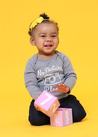 Layke Dixon at 1 Years Old