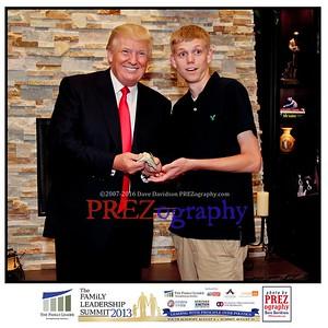 Donald Trump TFL Dinner