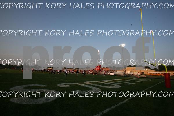 Varsity-Oak Grove vs Odessa 9-19-14 Camera 3 of 3