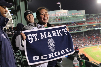 Sixth Form Red Sox Game - 4/29/14