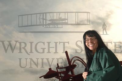 10282 Graduating student Linda Thomas for Newsroom Commencement Story 12-3-12