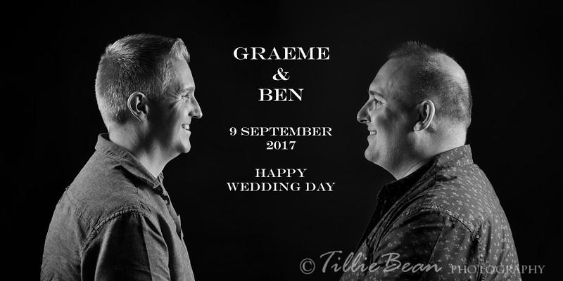 Graeme & Ben Engagement