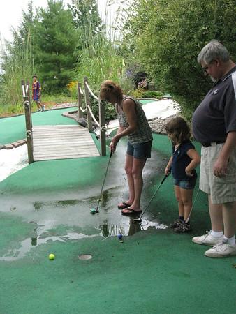 2011 mini golf