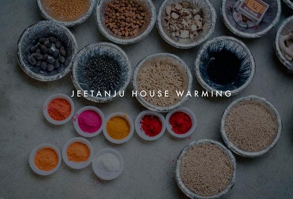 JeetAnju House Warming | Dec 2018