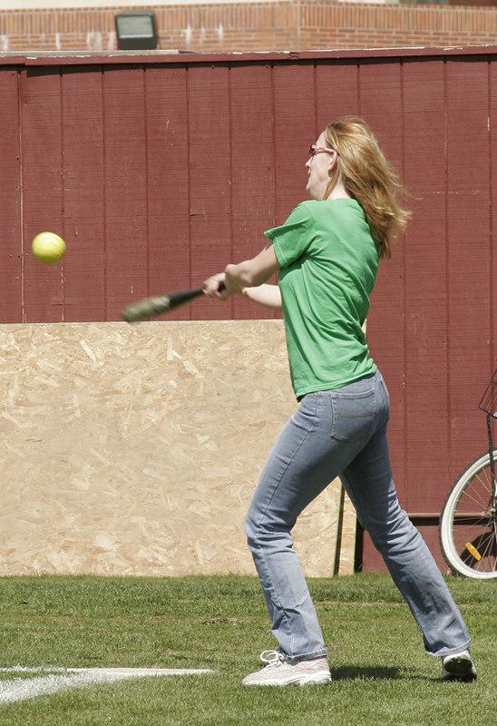 Student Affairs Softball Team