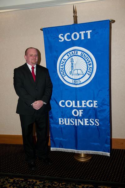 Scott College of Business Headshots 2012