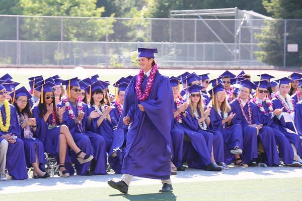 Piedmont High Graduation 2019