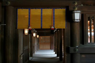 Harajuku, Yoyogi and the Meiji Shrine