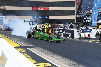 Jegs Allstars Top Alcohol Dragster Action