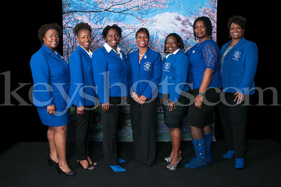 Zeta Phi Beta Sorority Asian Pacific State Conference 2014