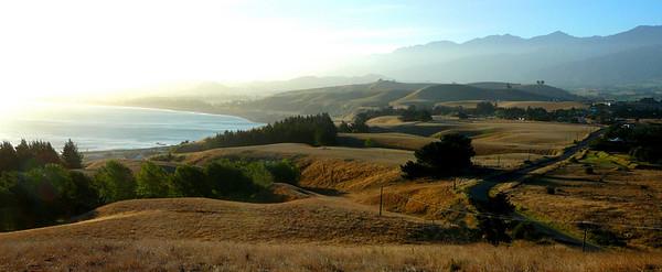 NZ: Kiakoura Peninsula