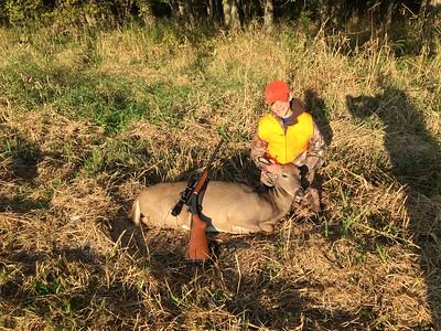 Firearm Deer Hunt 10/9/15 - 10/12/15