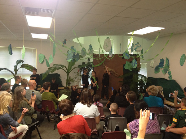 Elementary Play / Art Show 2012