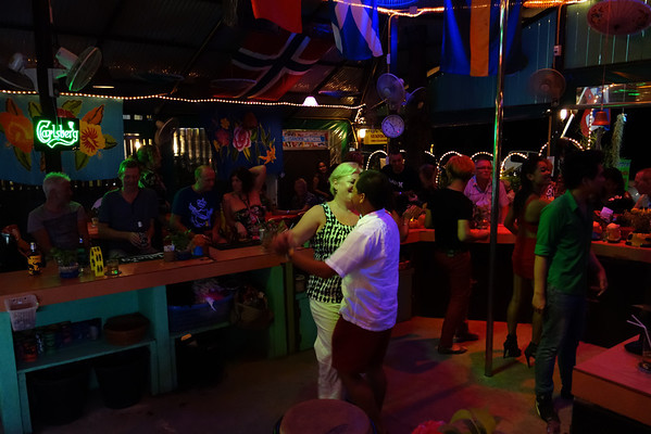 Rawai Nightlife with Mangosteen members and friends