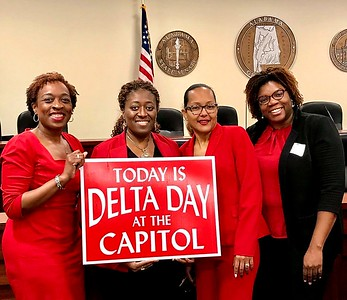 33rd Annual Alabama Delta Days at the Capital