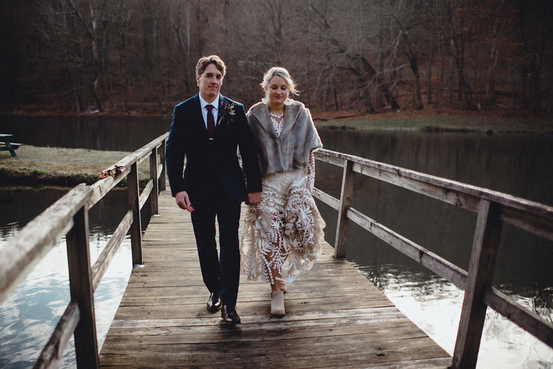 Requiem Images - Luxury Boho Winter Mountain Intimate Wedding - Seven Springs - Laurel Highlands - Blake Holly -792.jpg