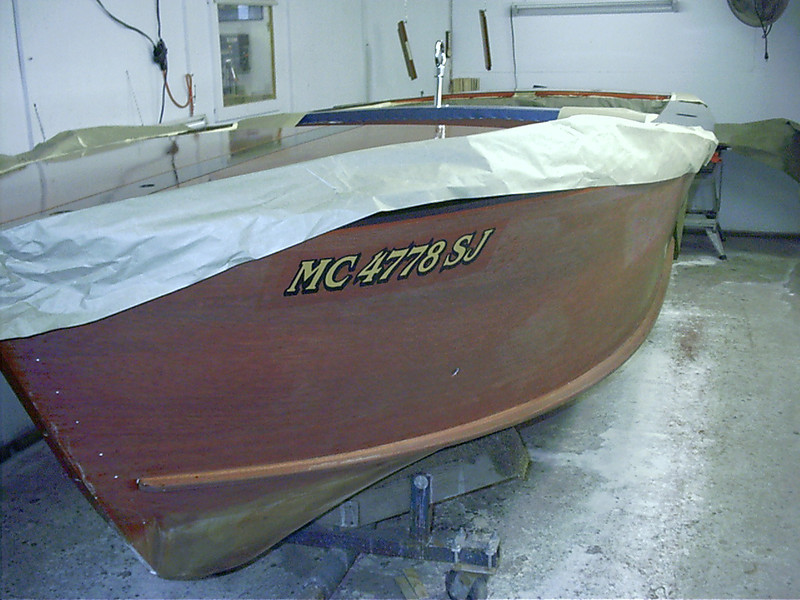New port side MC numbers.