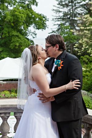 Wedding: Kay and Derek