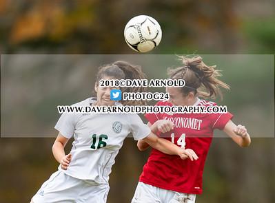 11/5/2018 - Girls Varsity Soccer - MIAA D2 North Quarterfinal - Billerica vs Masconomet