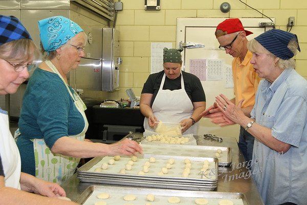 Apr 2018 - FACA Baking Day for Festival of Nations