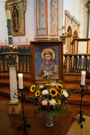 10-03-2019 St. Francis Transitus Mass