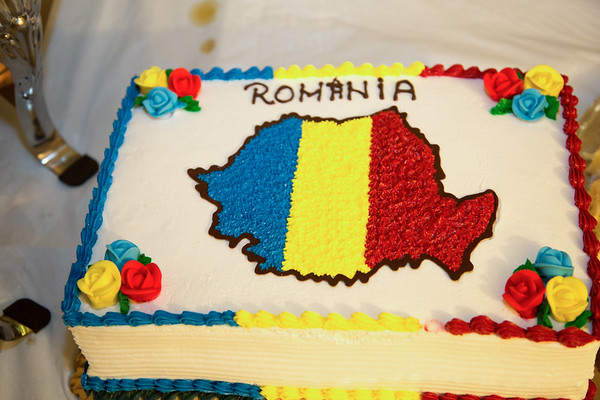 Celebrating the Romanian National Day at Consulate General of Romania, New York - December 2016
