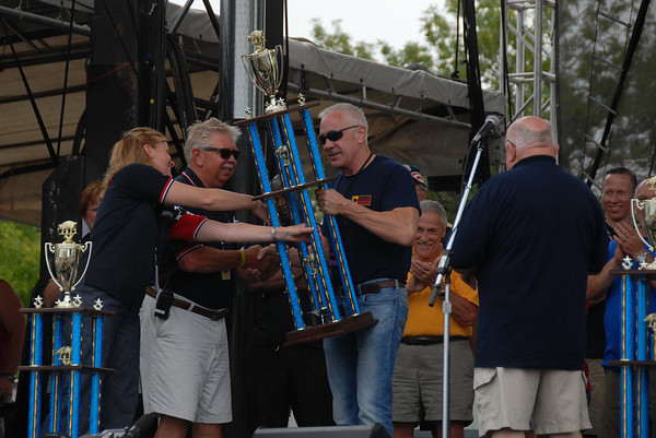 Ribfest - Naperville, Illinois - July 3-7, 2013 - Rib Judging
