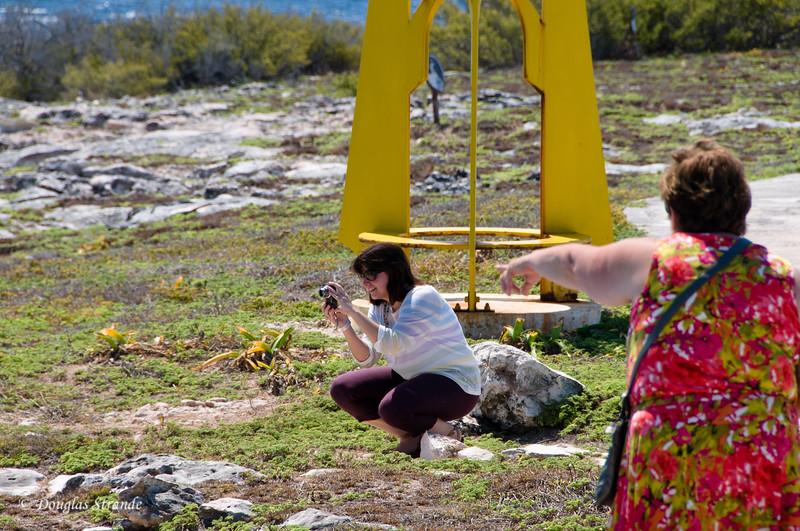 Ruth and Lynn found something