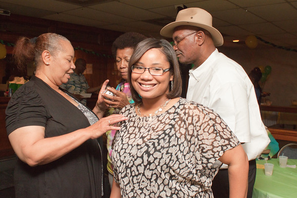 Marcus Moseley's 70th Birthday Party