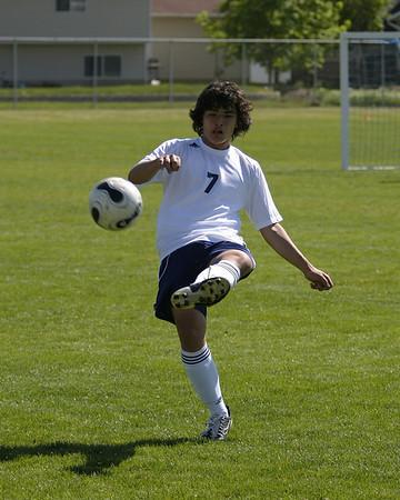 Timpanogos Soccer 2007