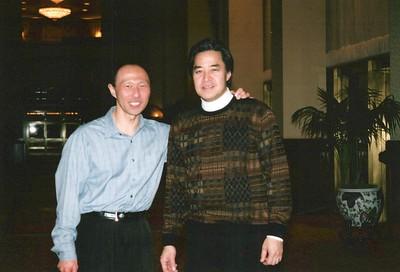 2-7-2004 Al Nishi @ Ginger Lew in Wash., DC